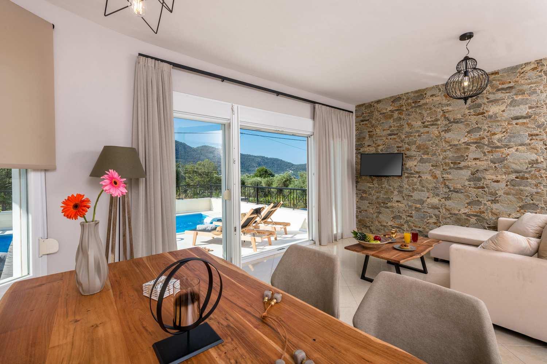 Arsenoi's Pool Villa - Thassos
