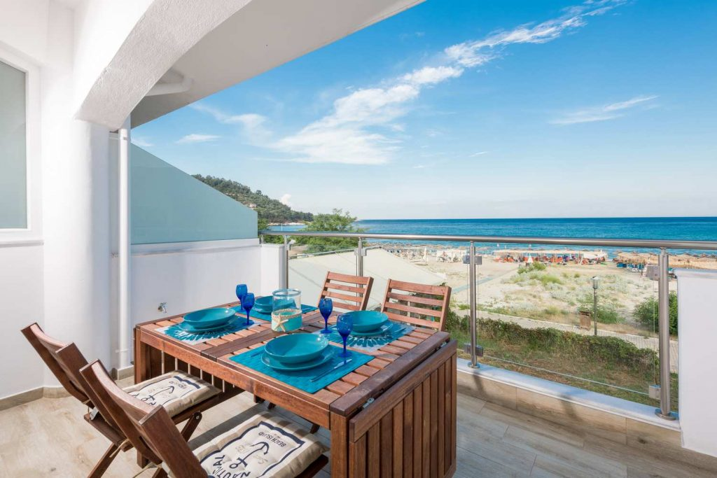 Artermi's Sea View Apartment - Thassos