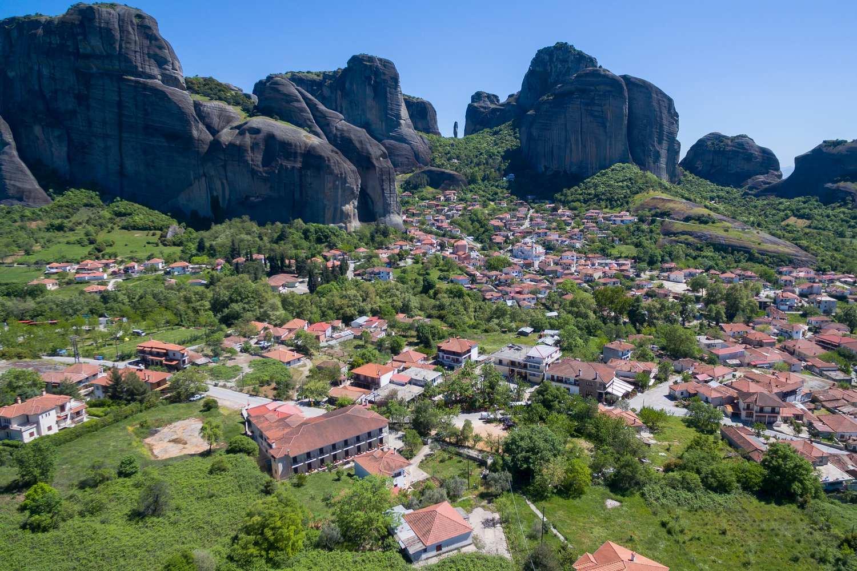 Hotel Kastraki - Meteora