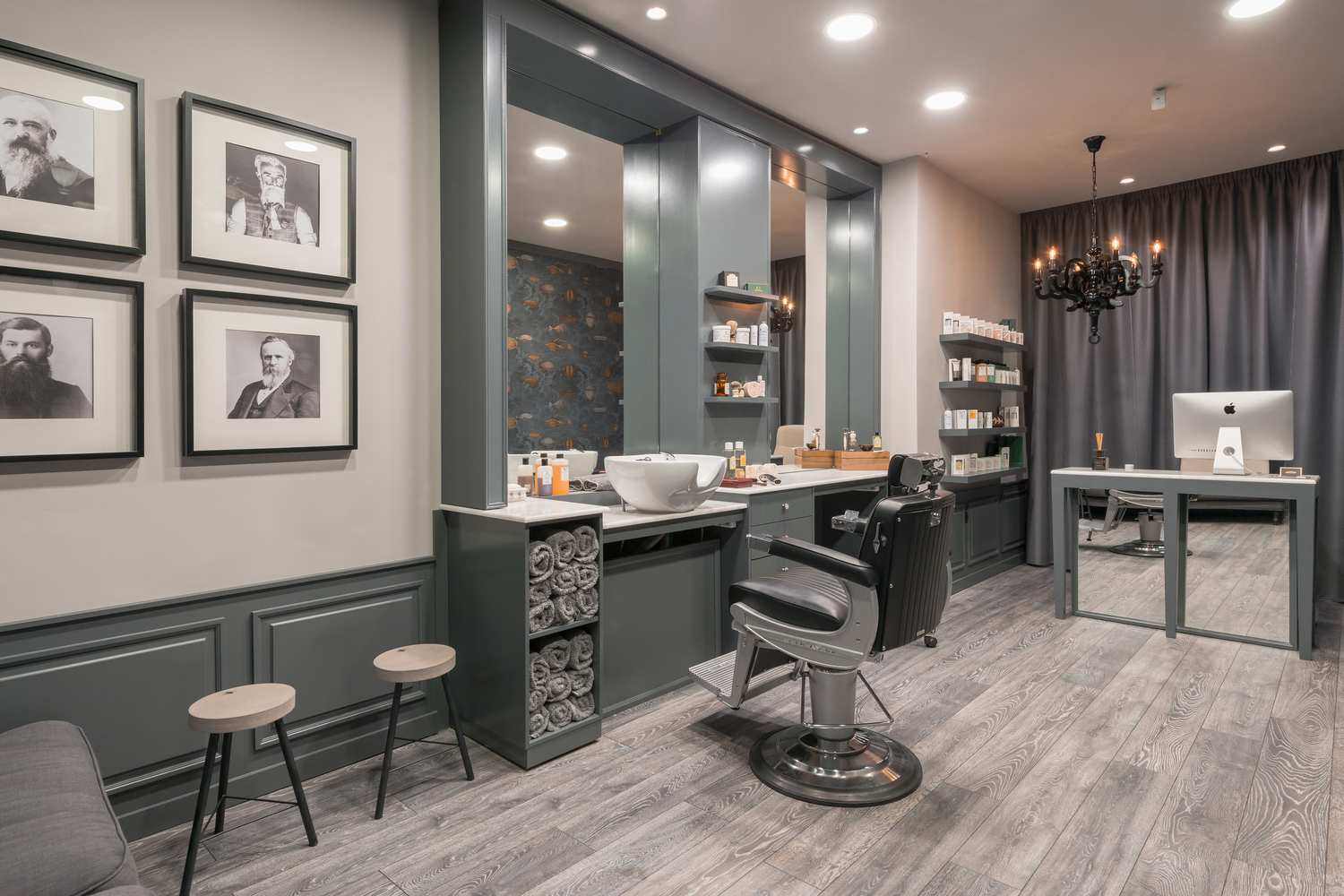 Barber Shop by Square Two - Trikala